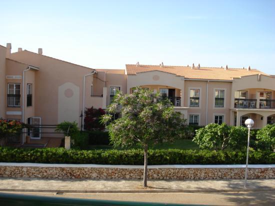 Viva Menorca : View From Balcony