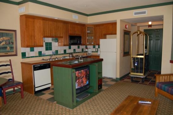 1 Bedroom Villa Picture Of Disney S Hilton Head Island