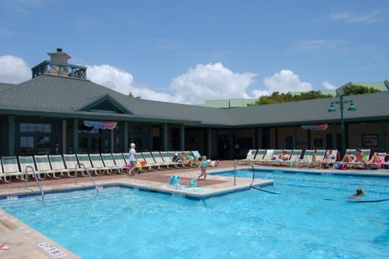 Disney's Hilton Head Island Resort: Beach House Pool