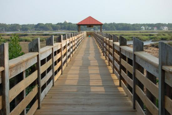 Disney's Hilton Head Island Resort: Fishing Pole Pier
