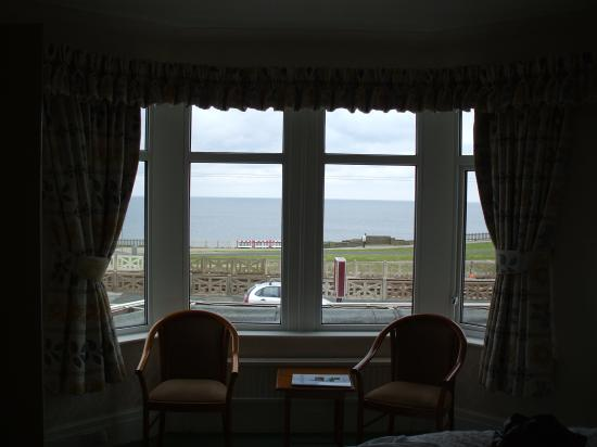 The Ramsay Hotel: Gorgeous bay window