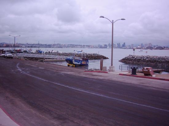Ramada by Wyndham San Diego Airport: Shelter Island Public Boat Ramp