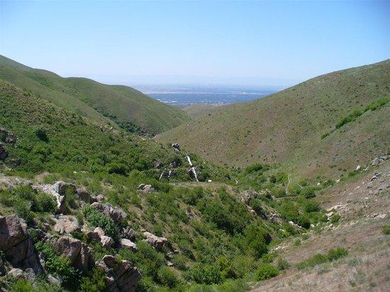 Boise, ID: Hull's Gulch Trail