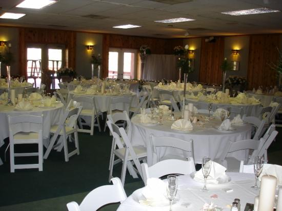 The Lodge at Chalk Hill: Banquet picture