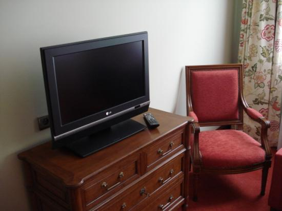 Marivaux Hotel: TV