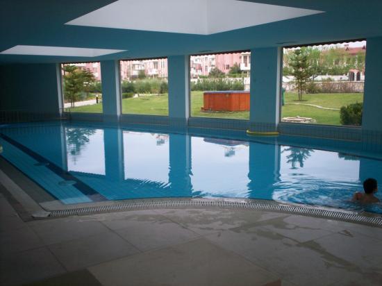 LTİ Xanthe Resort & Spa: Indoor pool