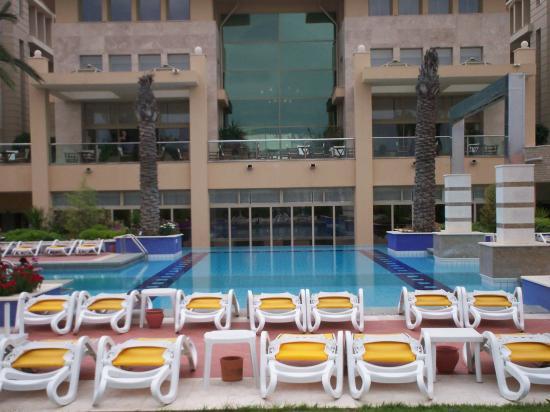 LTİ Xanthe Resort & Spa: Pool area
