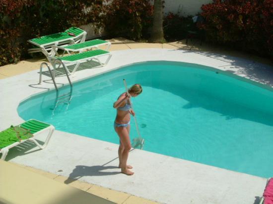 Las Tejas Apartments: Las Tejas Pool