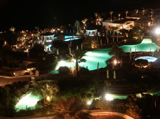 Hyatt Regency Sharm El Sheikh Resort: Night View