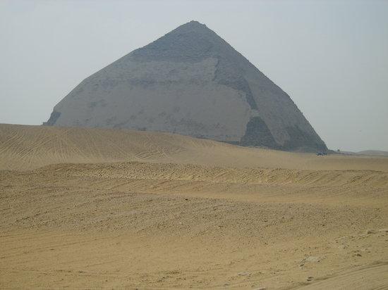 Bent Pyramid, Nile River Valley - TripAdvisor