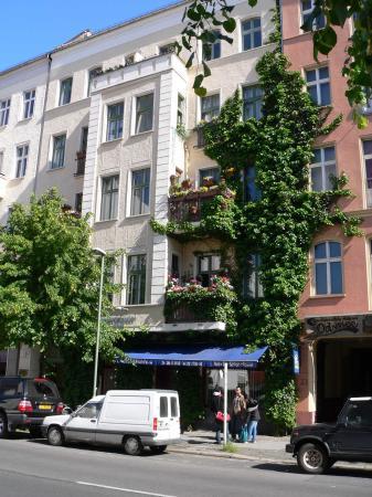 Juncker's Hotel Garni: Hotel Front
