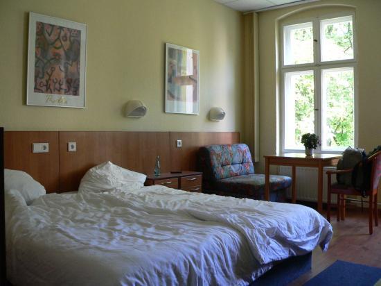 Juncker's Hotel Garni: Room View