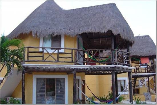 Mahekal Beach Resort: Request the top floor - the best!