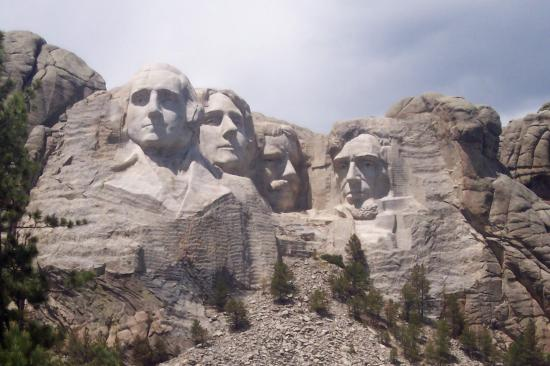 Econo Lodge Mt. Rushmore Memorial: Mt. Rushmore