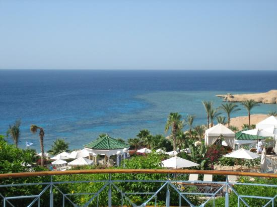 Hyatt Regency Sharm El Sheikh Resort: view from Hyatt