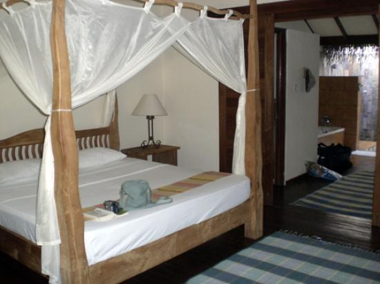 Filitheyo Island Resort: Deluxe room