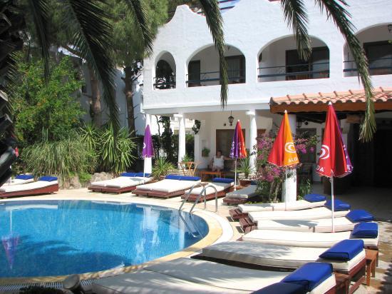 Yali Han Hotel: Yalihan pool