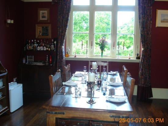 Penmachno Hall: Wonderful Dining Experience