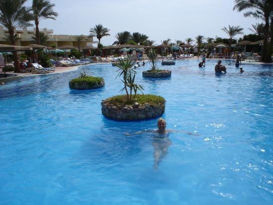 Sultan Beach Hotel: great pool