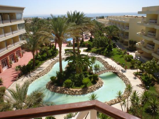 Sultan Beach Hotel: nice view
