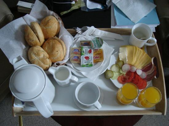 Gotyk House: Breakfast