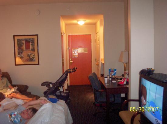 وينجيت باي ويندام - أتلانتا أت سيكس فلاجز: Wingate room 2