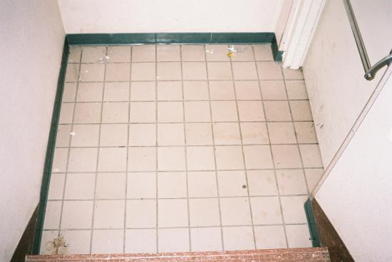 Red Lion Hotel Billings: The disgusting stairwell