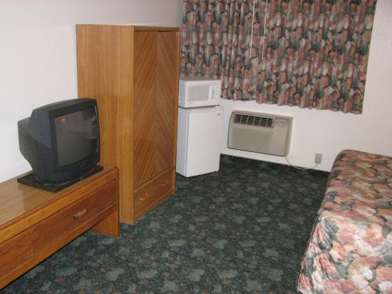 Americas Best Value Inn: Basic amenities