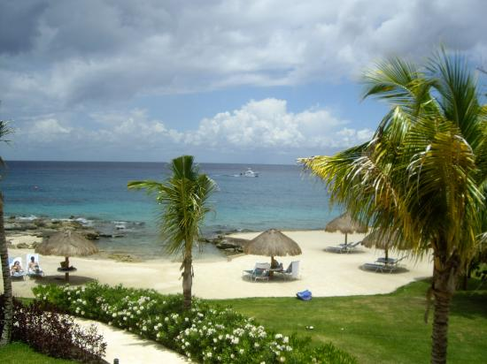 Presidente Inter-Continental Cozumel Resort & Spa: view from our room