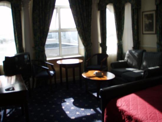 Sligo City Hotel: The Oyster Suite