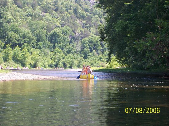 Arkansas: Floating the Buffalo River