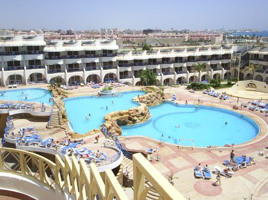 Hurghada SeaGull Beach Resort: o;iho;