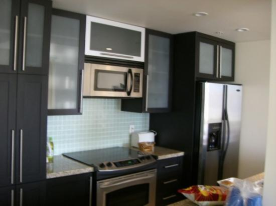 All Suite VIP Saint-Jacques: Kitchen