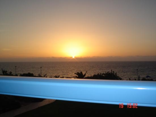 Helios Bay Hotel: sunsets to die for