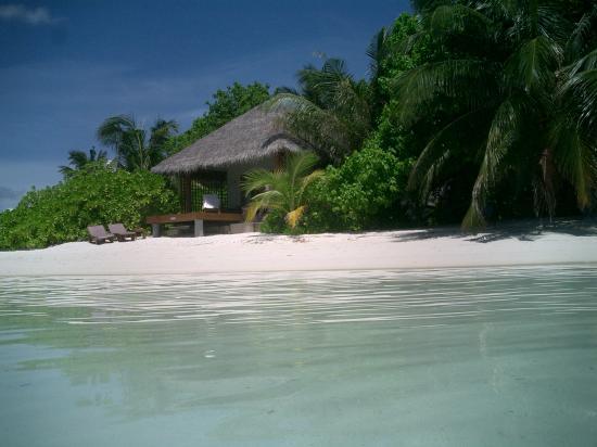 Baros Maldives: Baros villa 214