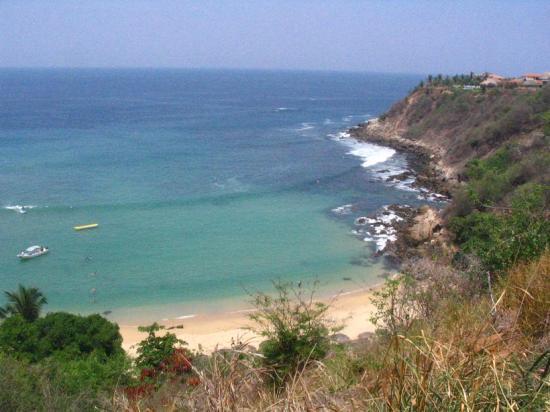Villa Mozart y Macondo: Carrizalillo Beach