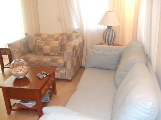 Villa Renaissance: Living Room 1