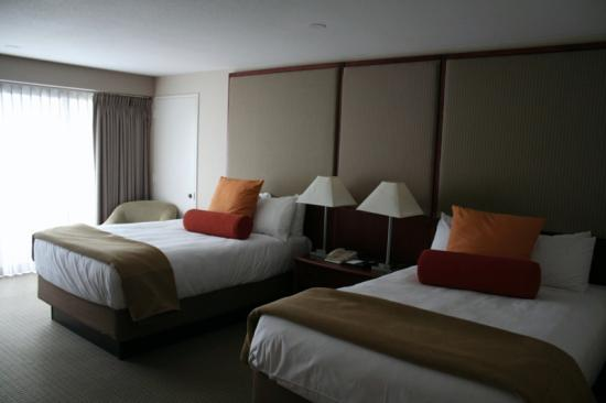 Hyatt Regency San Francisco: The beds