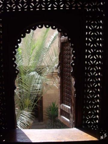 Window at Beit El Suhaymi
