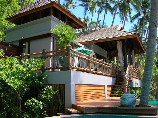 Four Seasons Resort Koh Samui Thailand : Villa 910