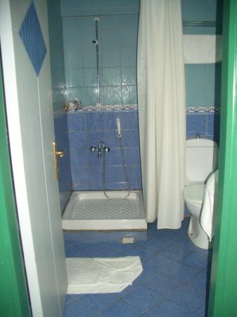 Club Kocer Apartments: the shower