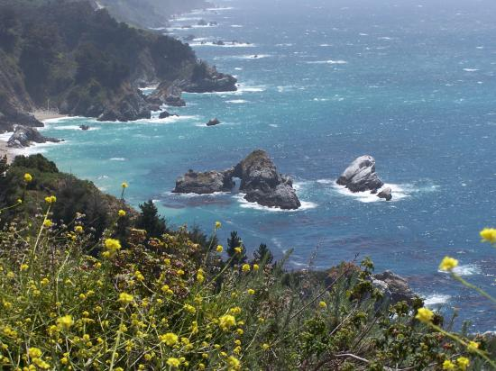 Coachman's Inn, A Four Sisters Inn: A Big Sur view