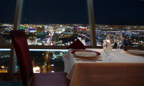Stratosphere Top Of The World Restaurant Reviews