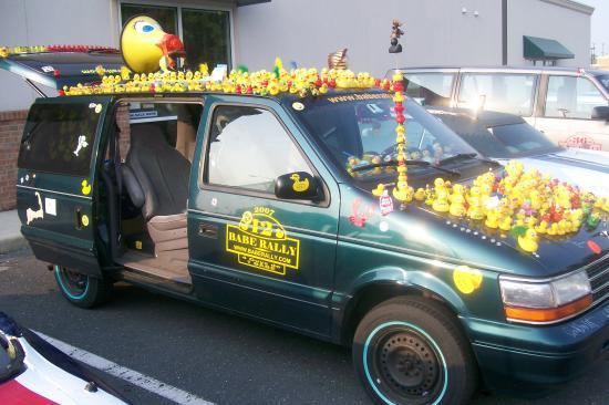 Ramada Asheville / Biltmore West: Duck van
