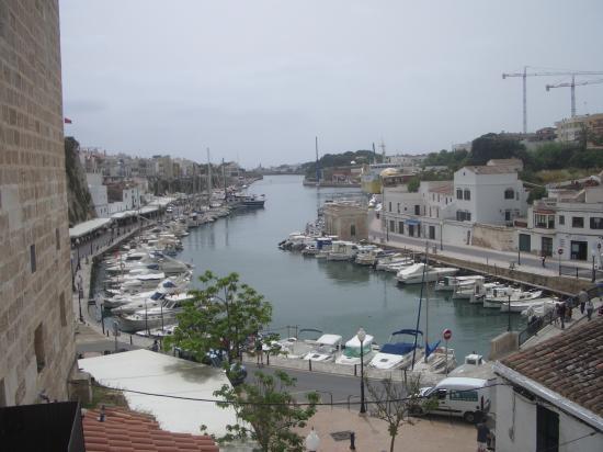 Aparthotel Paradise Club & Spa: Harbour ciudadela