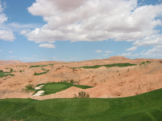 Mesquite, NV : wolf creek