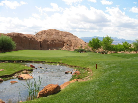 Mesquite, NV: wolf creek