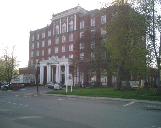 The Rodd Charlottetown - from the street