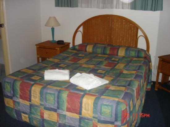 Caribbean Resort Mooloolaba: Bedroom