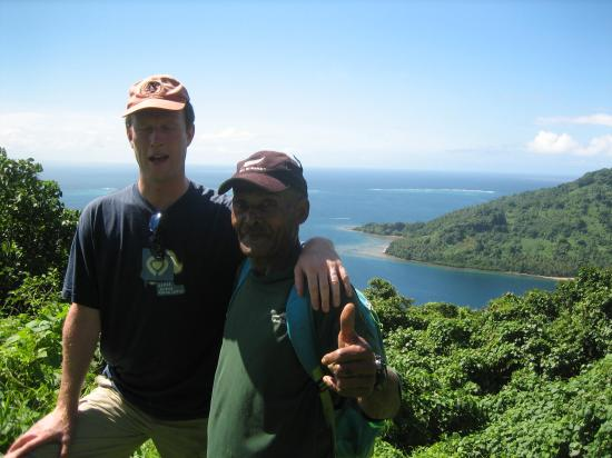 Lalati Resort & Spa: on top of the island!